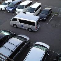 関空駐車場 満車
